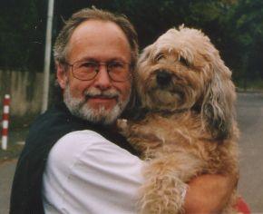 Hans-Walter Voss mit Antonja